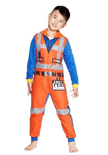 Emmet Child Union Suit Lego Movie 2
