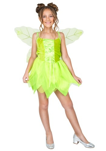 Woodland Fairy Girls Costume