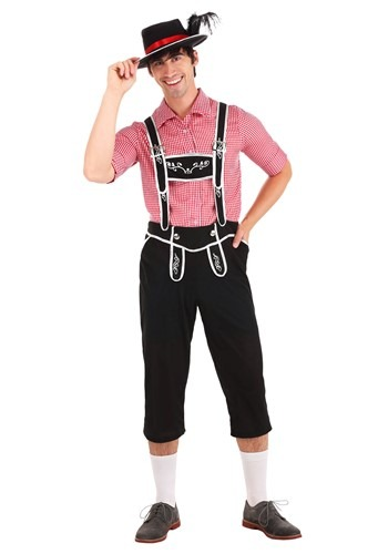 Mr. Oktoberfest Mens Costume