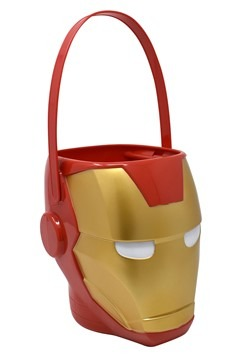 Iron Man Bucket Treat Bag