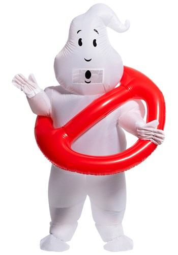 Click Here to buy Ghostbusters No Ghosts Inflatable Costume from HalloweenCostumes, CDN Funds & Shipping