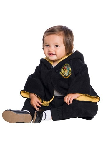 Click Here to buy Harry Potter Hogwarts Baby Robe from HalloweenCostumes, CDN Funds & Shipping