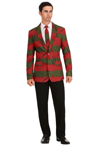 Suit Coat Freddy Krueger