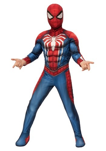 Deluxe Child Spider-Man Gamer Verse Costume
