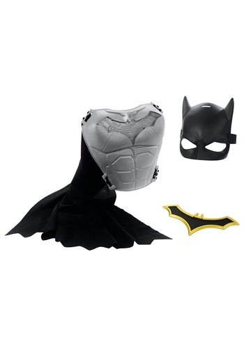 Click Here to buy Batman Missions Hero Roleplay Kids Costume Set from HalloweenCostumes, CDN Funds & Shipping