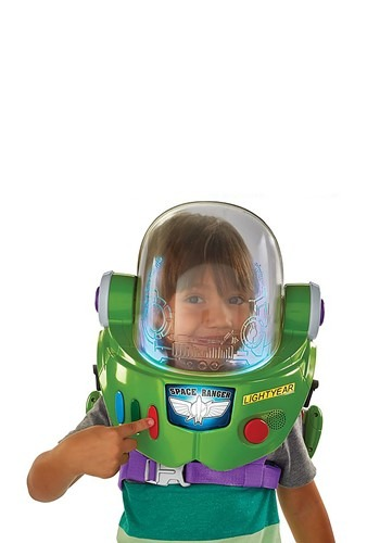 Disney Toy Story 4 Buzz Lightyear Space Armor w/ Jetpack