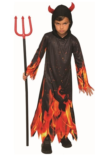 Devil Costume for Boys