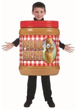 Child Peanut Butter Jar Costume