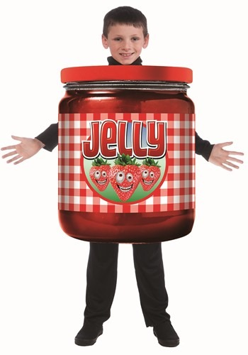 Jelly Jar Costume for Children