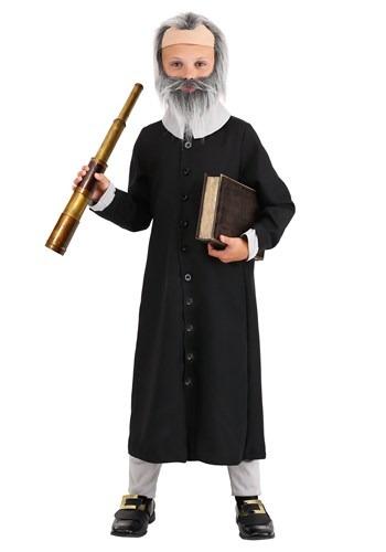 Kid's Galileo Galilei Costume