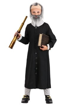 Kid's Galileo Galilei Costume