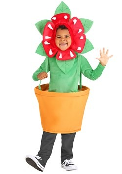 Toddler Hungry Venus Fly Trap Costume