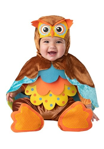 Click Here to buy Hootie Cutie Baby Costume from HalloweenCostumes, CDN Funds & Shipping