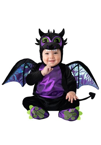 Click Here to buy Baby Dragon Baby Costume from HalloweenCostumes, CDN Funds & Shipping