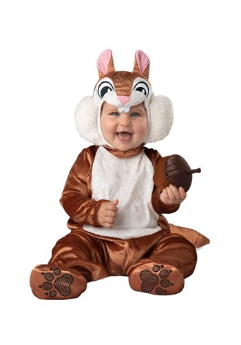 Click Here to buy Cheeky Chipmunk Baby Costume from HalloweenCostumes, CDN Funds & Shipping