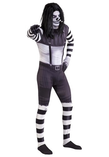 Scary Laughing Man Adult Size Costume