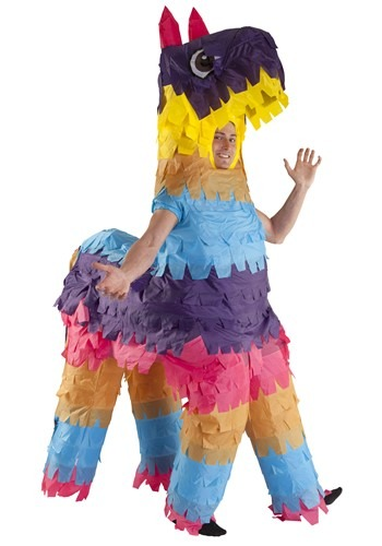 Adult Inflatable Funny Pinata Costume