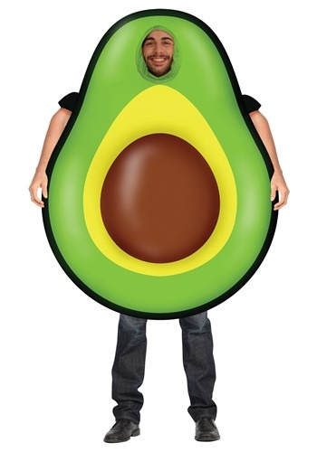 Funny Adult Inflatable Avoacado Costume
