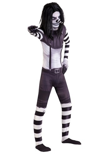 Click Here to buy Scary Laughing Man Kids Costume from HalloweenCostumes, CDN Funds & Shipping
