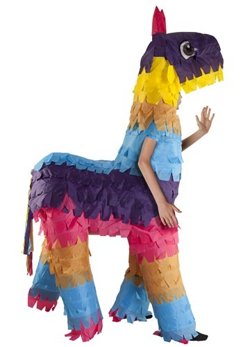 Child Inflatable Pinata Costume