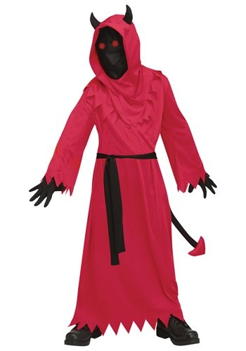 Click Here to buy Fade In/Out Devil Boys Costume from HalloweenCostumes, CDN Funds & Shipping