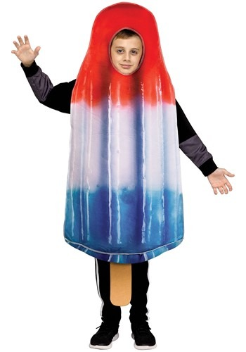 Boys Costume Missile Popsicle