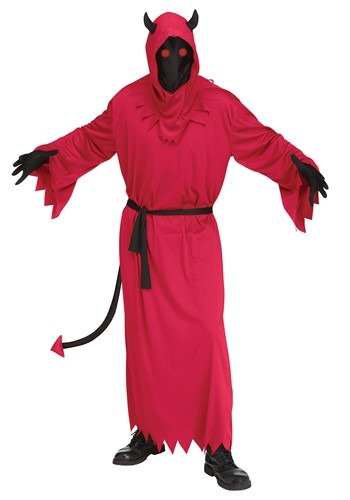 Click Here to buy Fade In/Out Devil Mens Costume from HalloweenCostumes, CDN Funds & Shipping