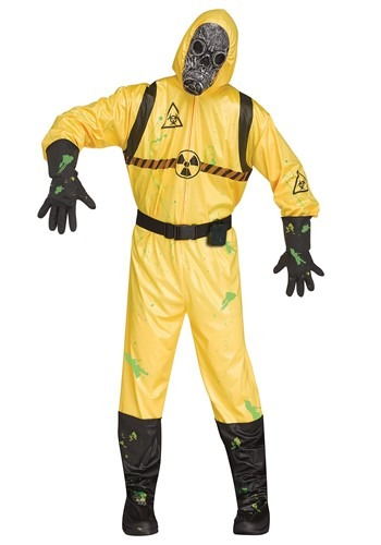 Sound FX Bio Hazard Mens Costume