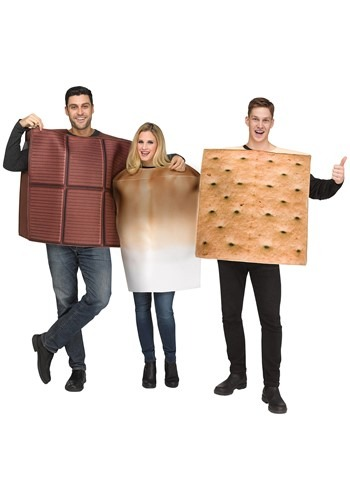 SMores Costume for Adults