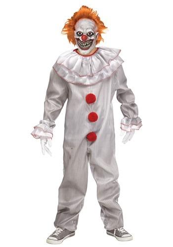 Carnevil Killer Clown Boys Costume