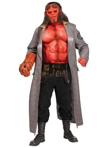 Hellboy (2019) Adult Hellboy Costume