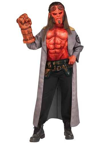 Child Hellboy Costume Hellboy (2019)