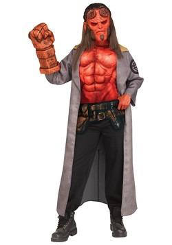 Hellboy (2019) Child Hellboy Costume