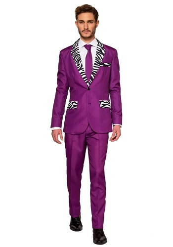 Mens Suitmeister Pimp Suit Costume