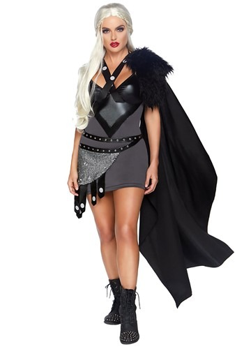 Click Here to buy Renaissance Northern Queen Womens Costume from HalloweenCostumes, CDN Funds & Shipping
