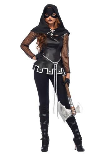 Grim Executioner Costume for Women