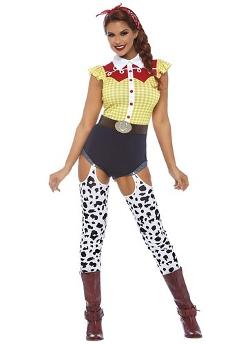 Toy Cowboy Costume for Women