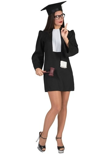 Click Here to buy Sexy Judge June Womens Costume from HalloweenCostumes, CDN Funds & Shipping