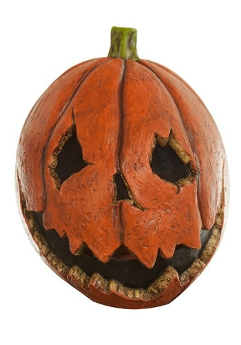 Click Here to buy Last Night Pumpkin Mask from HalloweenCostumes, CDN Funds & Shipping