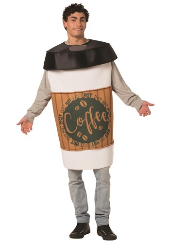 Funny Adult Coffee Costume