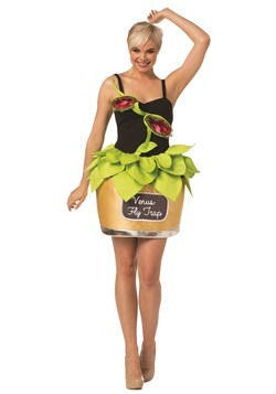 Women's Venus Fly Trap Costume