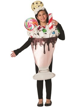Child Milkshake Costume