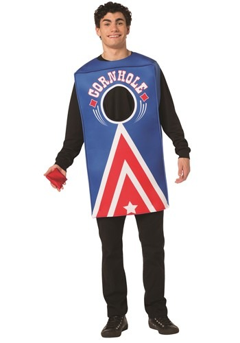 Click Here to buy Adult Cornhole Bags Costume from HalloweenCostumes, CDN Funds & Shipping