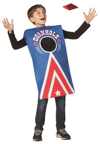 Click Here to buy Cornhole Kids Costume from HalloweenCostumes, CDN Funds & Shipping