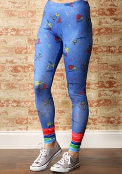 Child's Play Womens Chucky Leggings