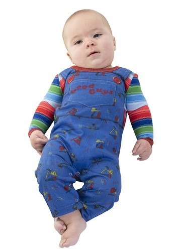 Child's Play Infant Chucky Costume