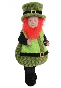 Toddler Leprechaun
