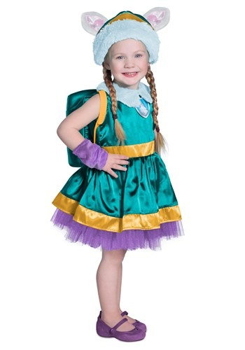 Click Here to buy Paw Patrol Everest Deluxe Kids Costume from HalloweenCostumes, CDN Funds & Shipping