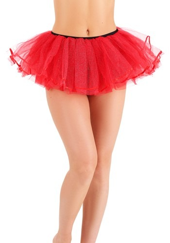 Adults Red Tutu