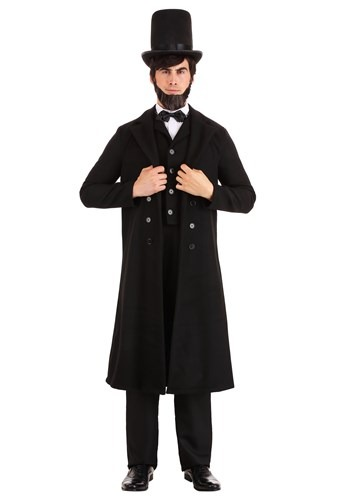 Adults President Abe Lincoln Costume
